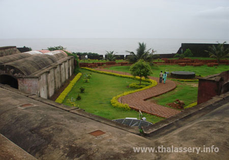 Angelo Fort, Kannur